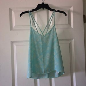 Hollister Polyester Tank Top